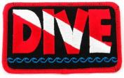Dive Patch Embroidered Iron On Scuba Diving Flag Emblem Souvenir