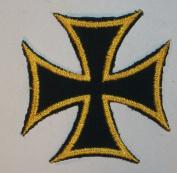 Cross Cloth Patch