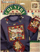 Daisy Kingdom No-sew Applique, Raggedy Christmas #19127