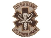 "Mil-Spec Monkey ""Do No Harm - Piratehook and loopPatch - Desert"