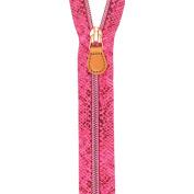 Nylon Coil Zipper 46cm W/Free Zipper Conversion Kit-Snake
