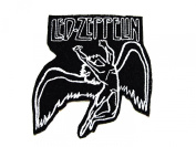 Led zeppelin rock music band iron on patch great gift for Men and Women/Ramakian