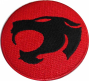 THUNDERCATS TV Series Red Cat Logo Embroidered PATCH