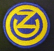 102nd Army Reserve Command Full Colour Dress Patch