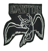 Led Zeppelin Songs Music t-Shirts Symbols Embroidered Iron or Sew on Patch by Twinkle Lable