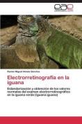 Electrorretinografia En La Iguana [Spanish]