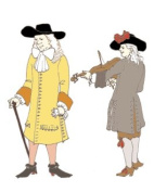 1680s Justacorps - Pirate Era or Colonial Era Frock Coat Pattern
