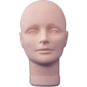Child Unisex Mannequin Head, Fleshtone