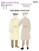 1910's Military Trench Coat