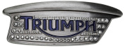 Triumph Ladies Jewel Tank Buckle MBUA13241