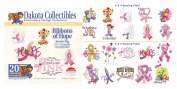 Dakota Collectibles - Ribbons of Hope Multi Format Embroidery Designs CD - 970419