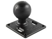 "RAM MOUNT 75mm x 75mm VESA 3.625"" Plate w/2.25"" D Size Ball"