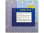 Kool Tak Layer Plus Centering/Piercing Tool 23cm x 23cm