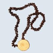 Cedar Beads Pendant Siberian Natural Handmade 100% Kullon From Russia Pendant