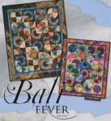 Judy Niemeyer 'Bali Fever' Foundation Paper Piecing Quilt Pattern