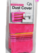 Sewing Machine Dust Cover, Pink, 40 X 30 X 20.5cm