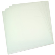 50 Sheets 100micron WaterProof Inkjet Transparency Film A3 28cm x 43cm