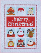 Amy Bradley Merry Christmas Quilt Patterns