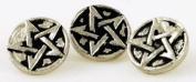 6 Pentagram Buttons