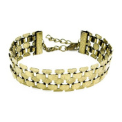 Iron Mesh Chain Multi Layers Antique Jewellery Bracelets, Br-1302,4 Pcs Per Lot