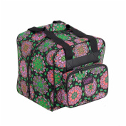 Creative Notions Serger Tote in Loopy Lilly Print