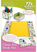 Anita Goodesign-in the Hoop-class Act Desk Set Embroidery Designs