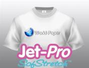 Jet-Pro Soft Stretch Inkjet Heat Transfer Paper 22cm x 28cm