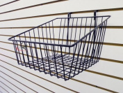 RK-BSK14B Slatwall Accessories basket /6 units