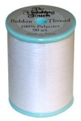 The Finishing Touch Embroidery & Sewing Bobbin Thread 1100yds. 100% Polyester 90wt. 5 spools