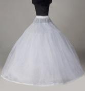 Sunvary Cheap Nylon Ball Gown 8 Tier Long Slip Wedding Petticoats