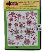 Amazing Designs Nordic Snowflakes Applique 31 Classic Designs CD Rom