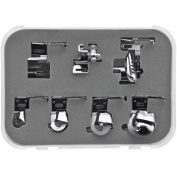 Sew Perfect 7pc. Hemmer/ Binder Presser Foot Set