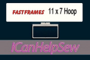 Fast Frames 11x7 Add on Frame for 7n1 set