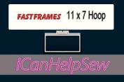 Fast Frames 11x7 Add on Frame for 7n1 set