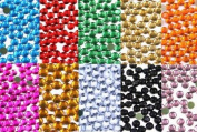 New Threadsrus 14440 - 4mm 16ss Hot Fix Rhinestone Crystals - All 10 Colours