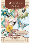 Anita Goodesign - Butterflies & Bees ~ Mix and Match Quilting ~ Embroidery Designs