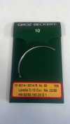 #50 Landis 12 Curved Stitching Needles, 10 Needles per pack