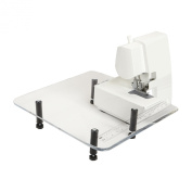 Sewsteady Home Indoor Office Comfortable Sewing Serger/Small Table Machine 46cm x 46cm