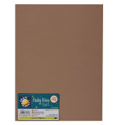 Design Objectives Ltd 9 X 12 Funky Foam Sheet Tan