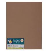 Design Objectives Ltd 9 X 12 Funky Foam Sheet Tan
