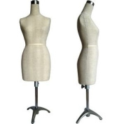 Mini Half Scale Professional Pinnable Dress Form