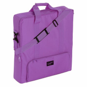 Creative Notions Embroidery Attachment Bag in Purple