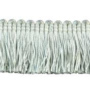 Brushed Fringe Polyester Brushed Fringe, 3.8cm , Mint