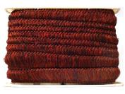 Conso Chocolat Loop Fringe 5.1cm Cinnamon Praline