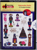 Amazing Designs Nutcracker Suite Embroidery CD, ADP-72J