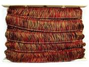 Conso Alexander Brush Fringe 5.1cm Scarab