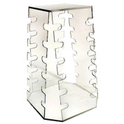 24-Pair Acrylic Eyewear Display Stand