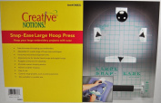 Sewing Snap Ease Large Hoop Press CNSEZL