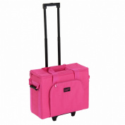Creative Notions Sewing Machine Trolley in Pink