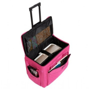 Creative Notions XL Sewing Machine Trolley in Pink
